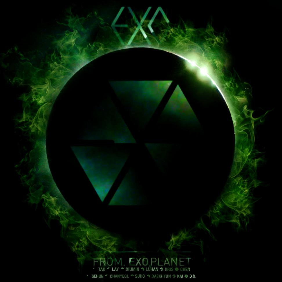EXO - Exoplanet by diyatheethan on deviantART