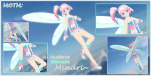 MotMe: Mahou Shoujo Minari~
