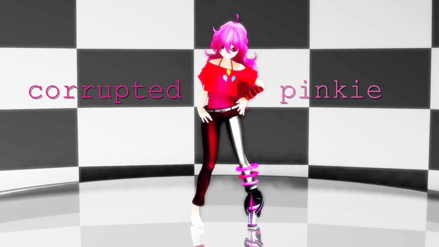LatProject - Corrupted PinkiePie by LeDerpyPie