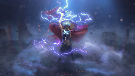 Allmighty Thor
