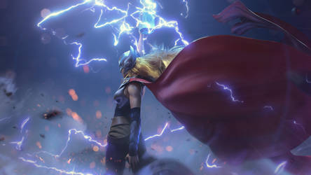 Allmighty Thor #2