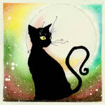 goodnight moon. by Sol-Angelica