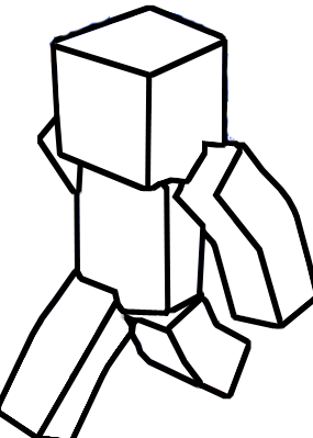 minecraft blank skin base 2 by chillaxtheechidna on deviantart
