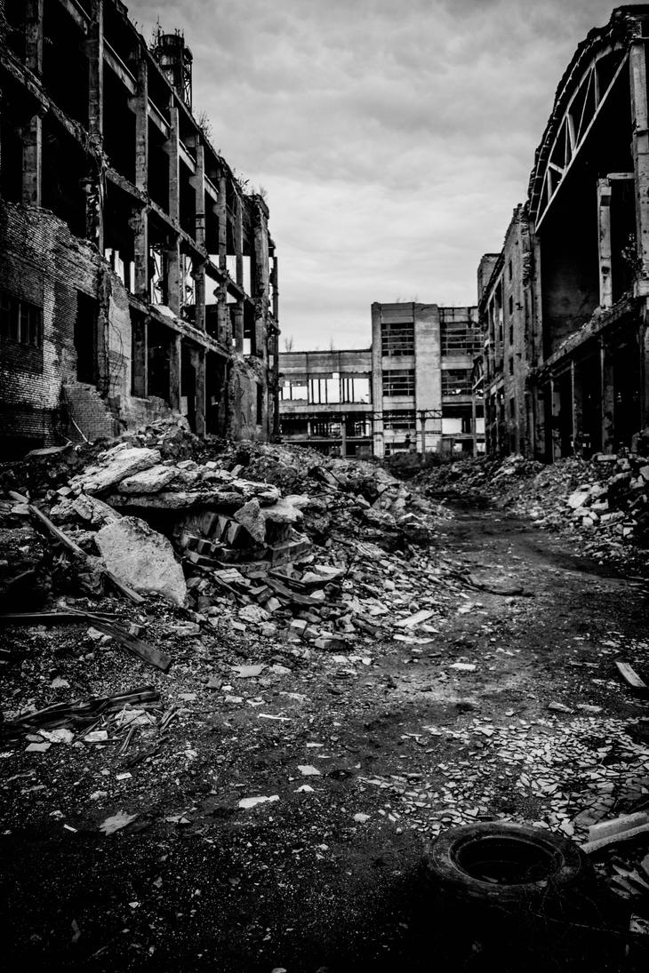 Destroyed and forgotten [2] by Avrelium