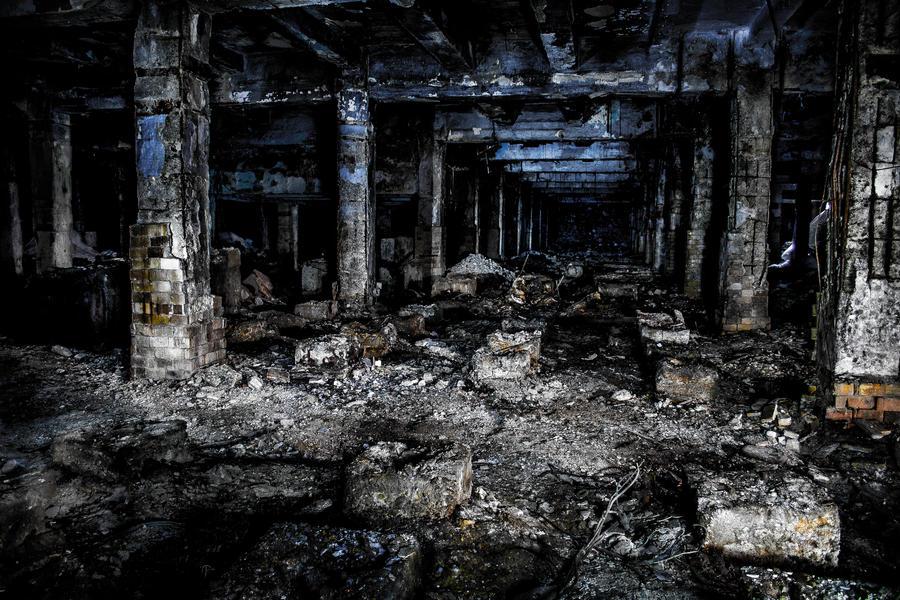 Under the ground by Avrelium