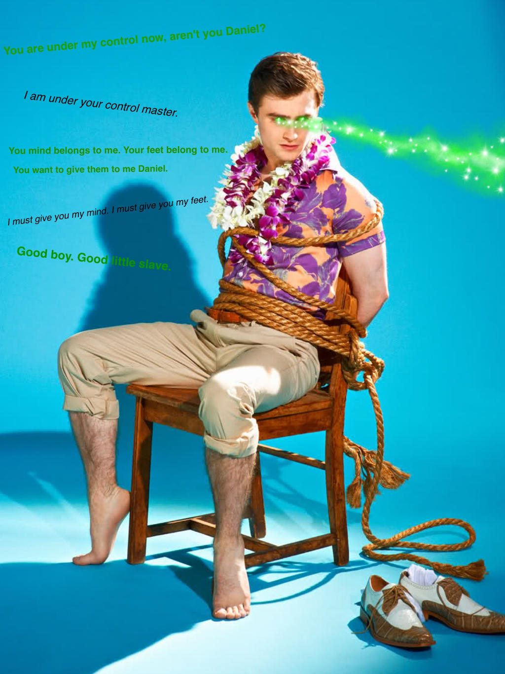 Daniel Radcliffe Enthralled by hypnox77 on DeviantArt Daniel Radcliffe Net