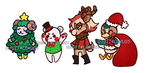 ANIMAL CROSSING ADOPTS [CLOSED] by DlGlTALDRUGS