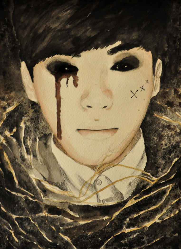 VIXX, Hongbin Voodoo doll by TheCorinna on DeviantArt