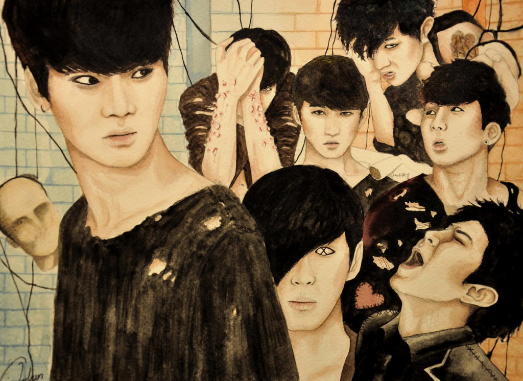 VIXX, VOODOO DOLL by TheCorinna on DeviantArt