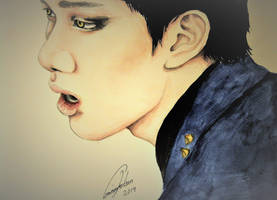 VIXX, on and on: Hyuk by TheCorinna