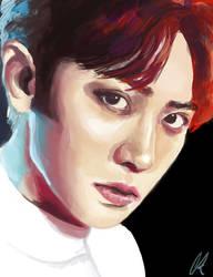 EXO- Chanyeol