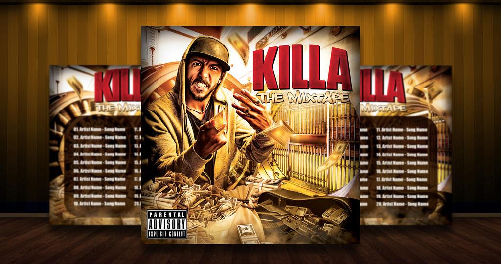 Rap hip hop mixtape cover psd by matteogianfreda94 on deviantart for Hip hop mixtape covers