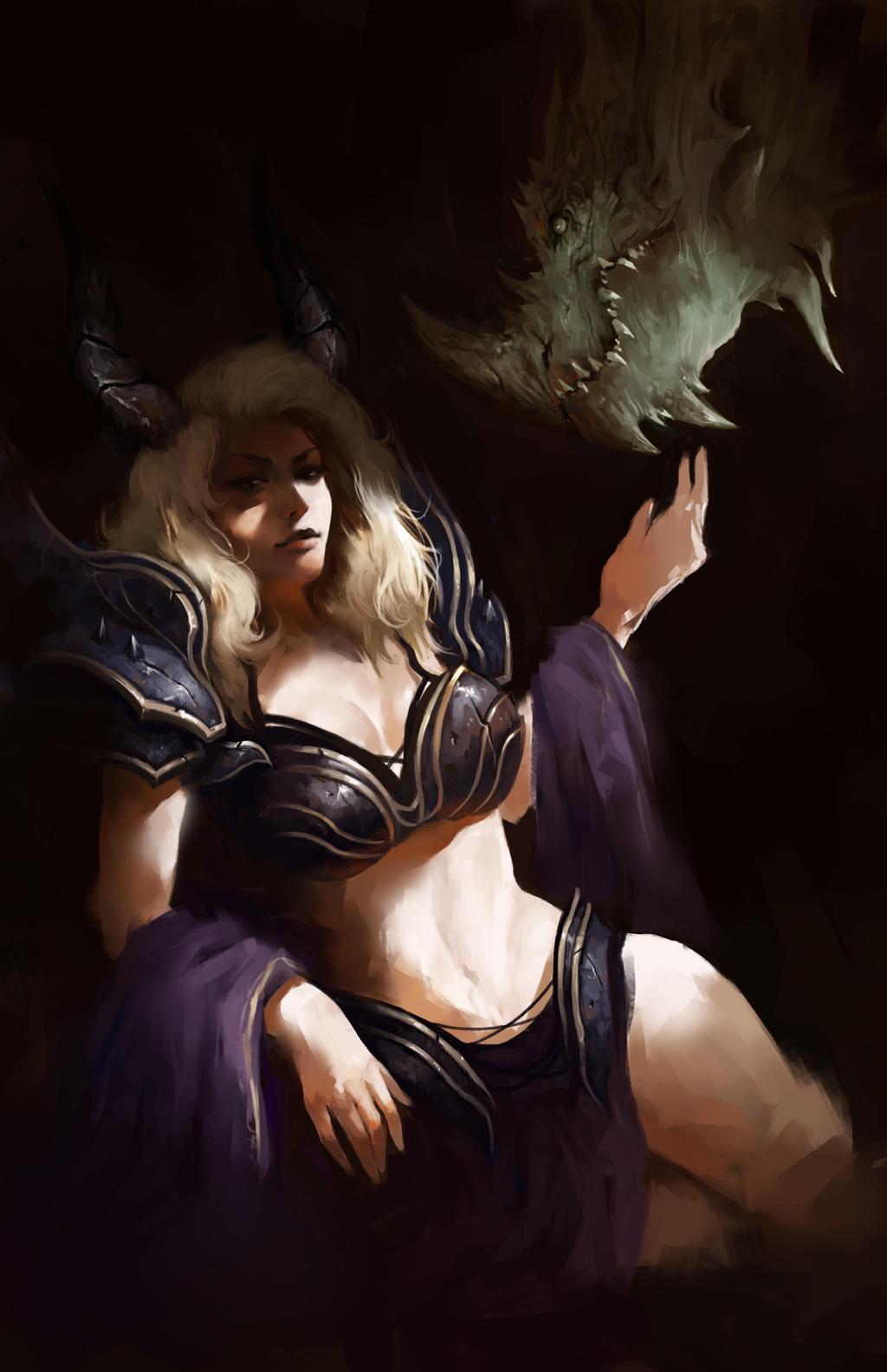 Reign Of Dragon5 by nntan92