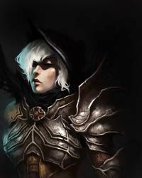 Demon Hunter by nntan92