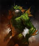 Kermit the Frog by nntan92
