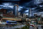CityScape HDR
