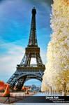 Eiffel Tower IR