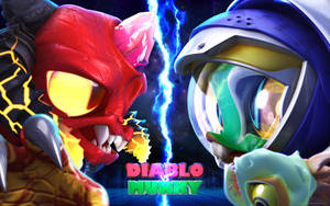 DIABLO VS MURKY cinematic