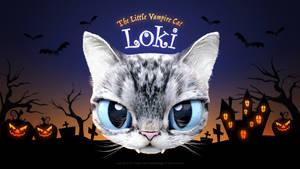 The Little Vampire Cat, Loki
