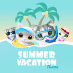 Summer Vacation Theme