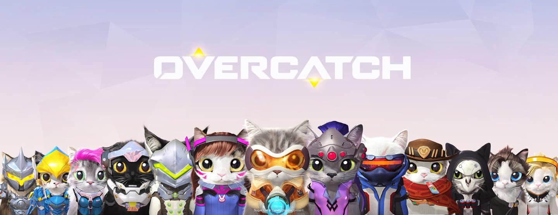 OVERCATCH by sugarcat-candydoggie
