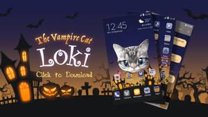 The Vampire Cat Loki Theme