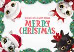 Sugarcat's Merry Christmas