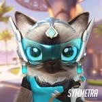 Symmetra cat