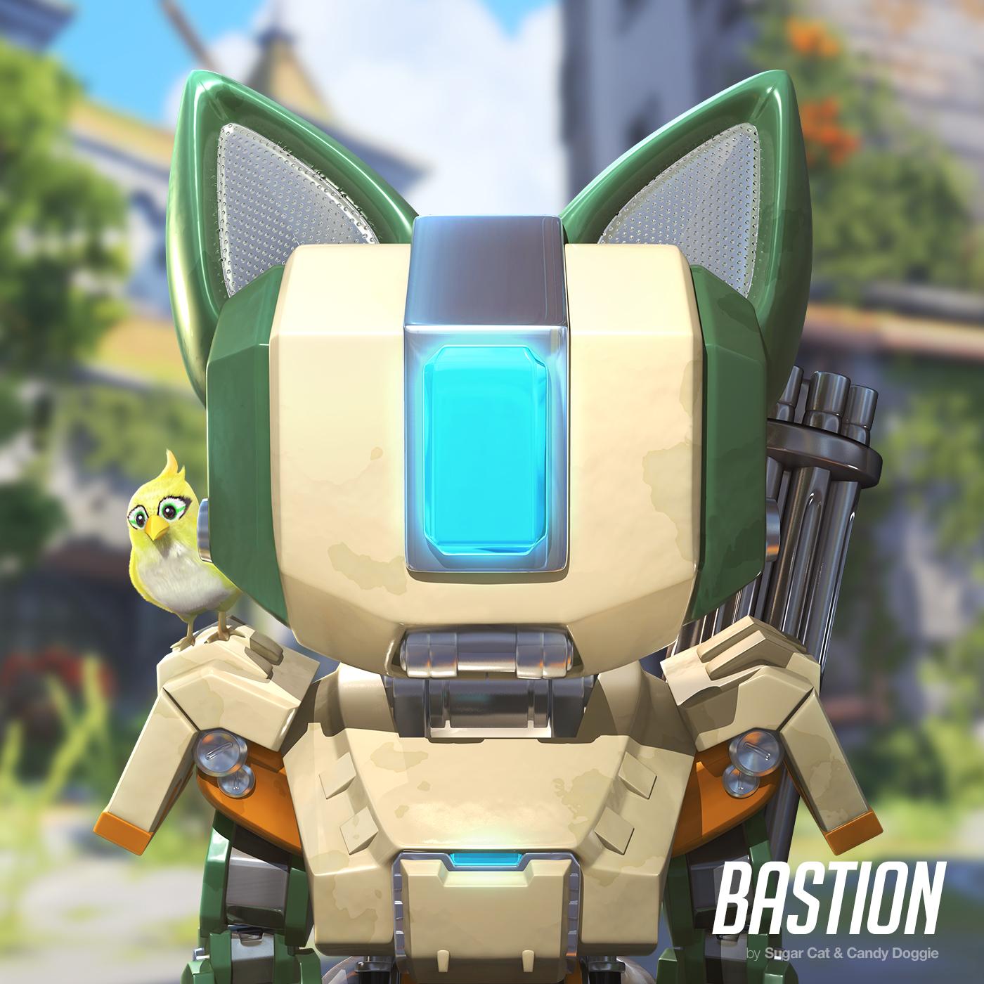 Bastion cat