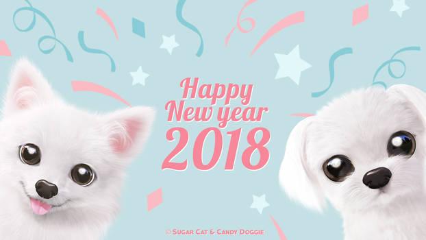 HAPPY NEW YAER 2018