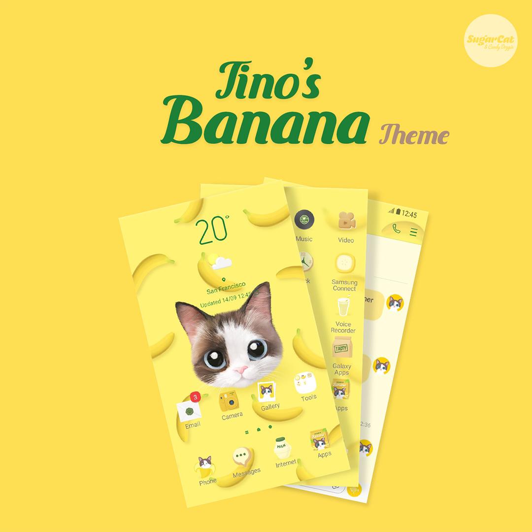 Tino's Banana Theme