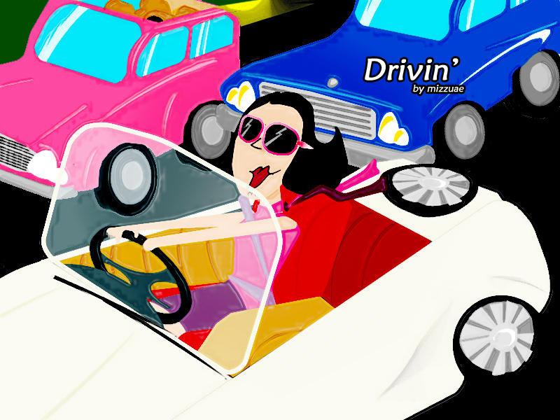 Drivin' by mizzuae