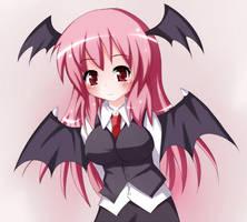 Touhou - Little Devil by kano-bi