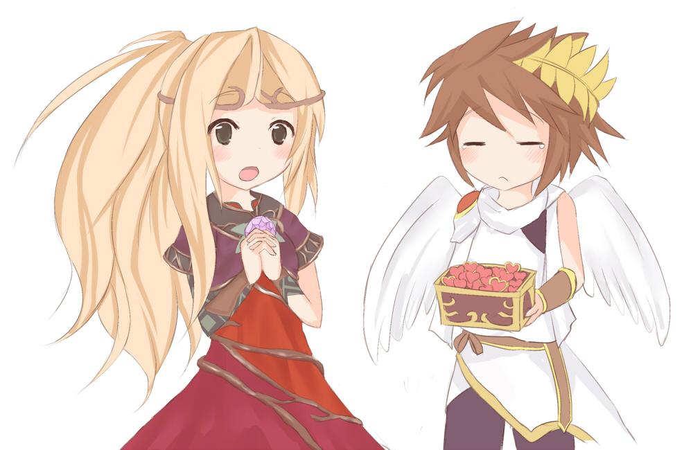 Offering Hearts by kano-bi on DeviantArt