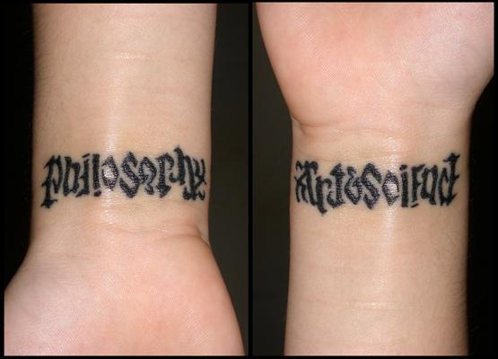 PAS Tattoo