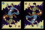 Zutara Card