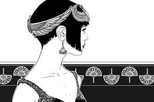 la mode egyptienne