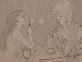 Labyrinth: Bubbles by janey-jane