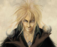 The Goblin King by janey-jane