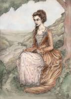 Georgian lady by janey-jane