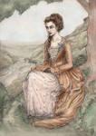 Georgian lady