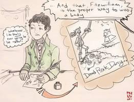 Dread Pirate Darcy