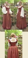 Venitian gown