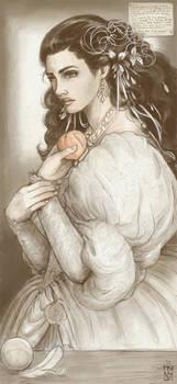 Sarah as Persephone