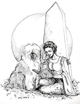 Sarah And Merlin