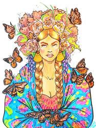 Monarch by janey-jane