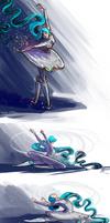 The dying swan - star trek beyond