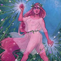 Persephone in power!