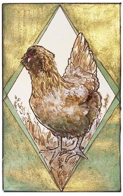 Chicken by janey-jane