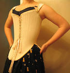1603 corset reproduction